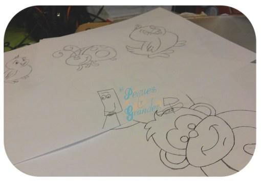 dibujo animales