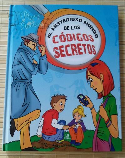 portada El misterioso mundo de los códigos secretos