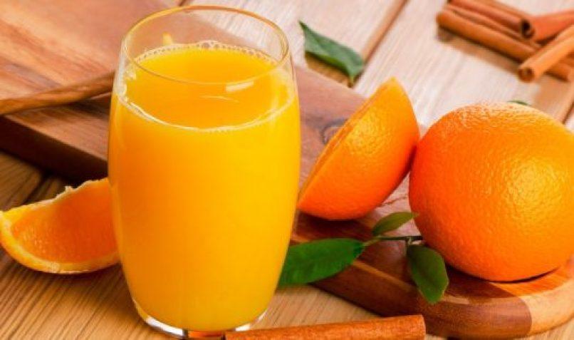 Vinagre naranja-y-canela