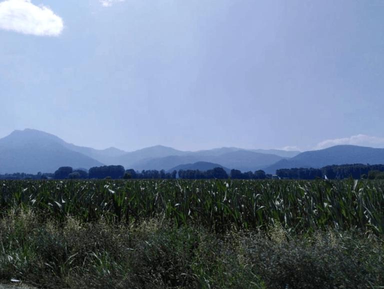 Parque Natural zona volcanica garrotxa cataluña