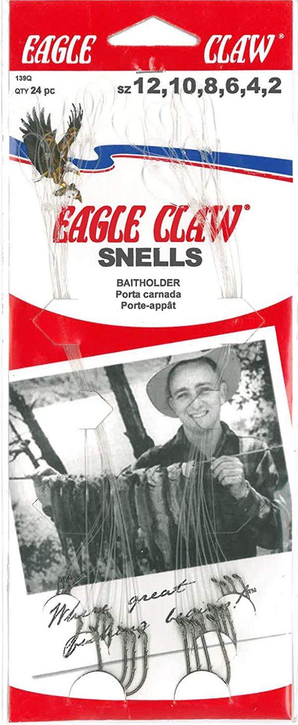 anzuelos eagle claw