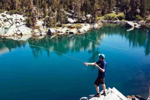 pesca a mosca.  Los 6 tipos de pesca más practicados  ¿Cuál es el ideal para ti?