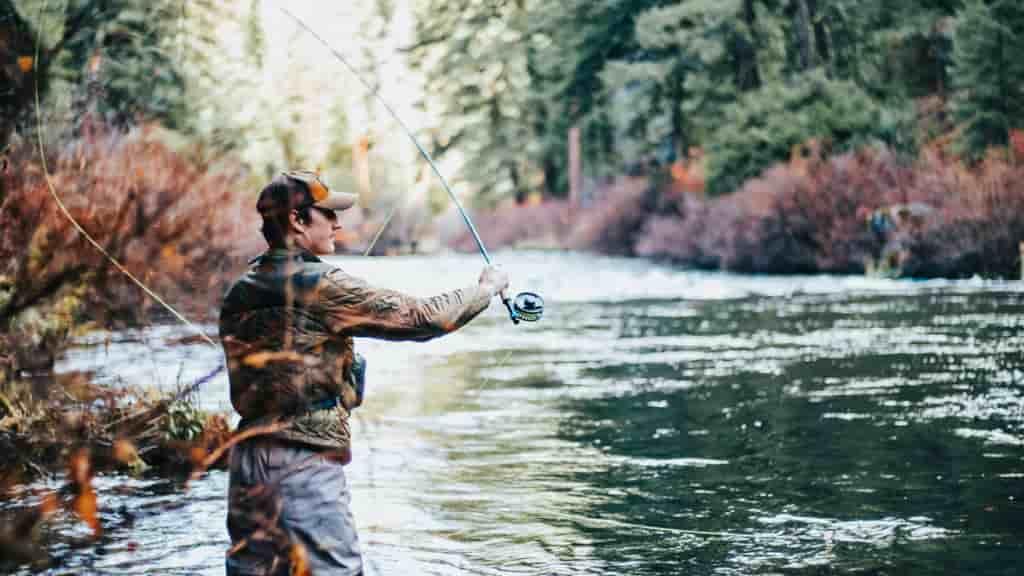 ≫ Guía definitiva para principiantes: La caña de pesca a Mosca