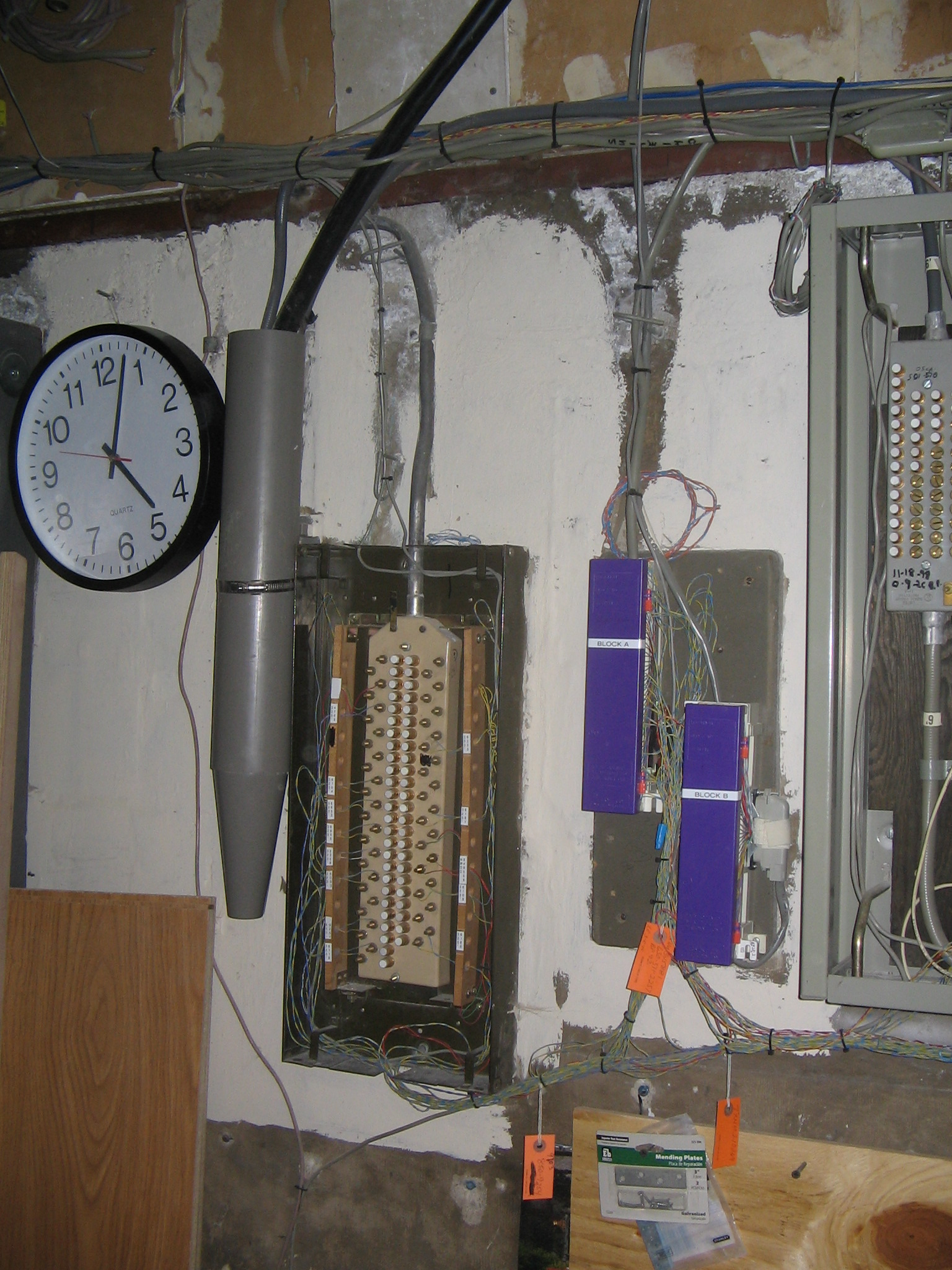 Wiring A Home Phone Block
