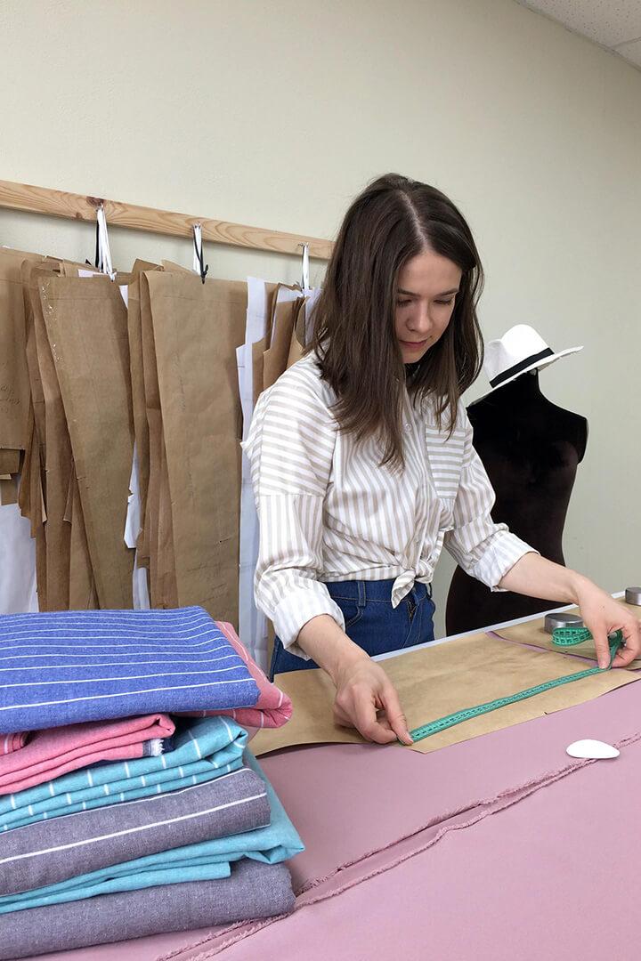 Магазин женской одежды DEplace