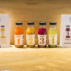 Be & Be Juice, zumos 100% naturales en Irun