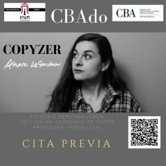 CBAdo COPYZER – AINARA LEGARDON – CBA (IRUN)