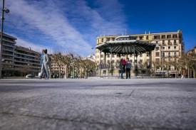 Plaza Ensanche (Irun)