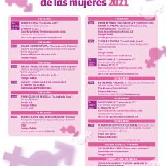 8 DE MARZO, DIA INTERNACIONAL DE LAS MUJERES 2021 – RECORRIDO HISTÓRICO CULTURAL (IRUN)