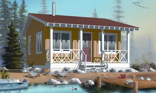 Casa de veraneo 2