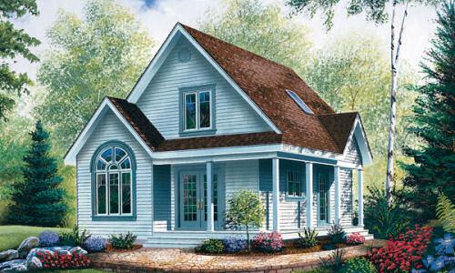 Casa de 2 pisos, 3 habitaciones, 2 baños y 108 metros cuadrados