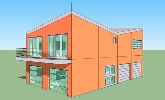 Casa de 2 pisos 4 dormitorios y 160 metros cuadrados - Apartamentos de 28 metros cuadrados ...