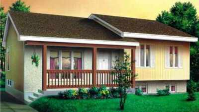 Casa de dos dormitorios y 95 metros cuadrados