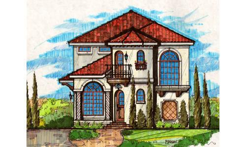 Casa de 4 dormitorios 2 pisos y 300 metros cuadrados