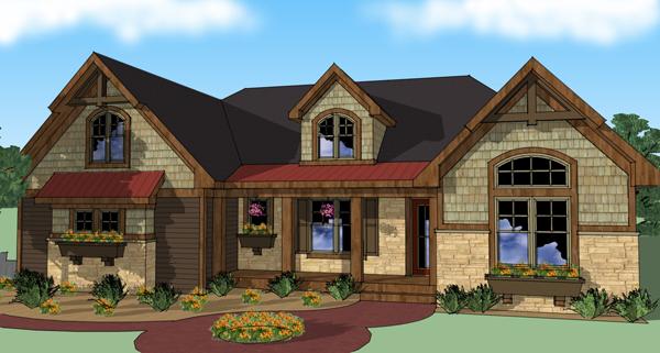 Casa de 2 pisos 5 dormitorios y 208 metros cuadrados for Casas americanas planos