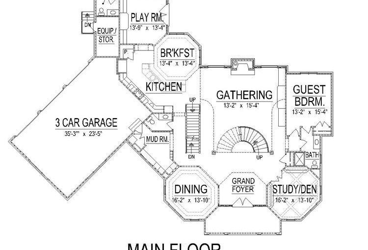 Ver Planos De Casas De Lujo Planos De Casas Gratis Deplanoscom