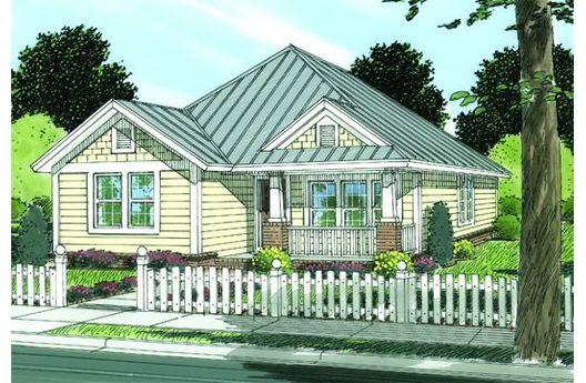 Casa americana de tres dormitorios y 118 metros cuadrados for Casas americanas planos