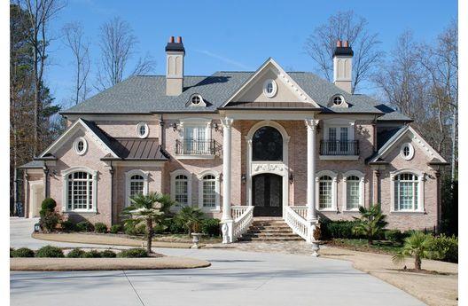 Mansion de 680 metros cuadrados planos de casas gratis for Crear casas 3d
