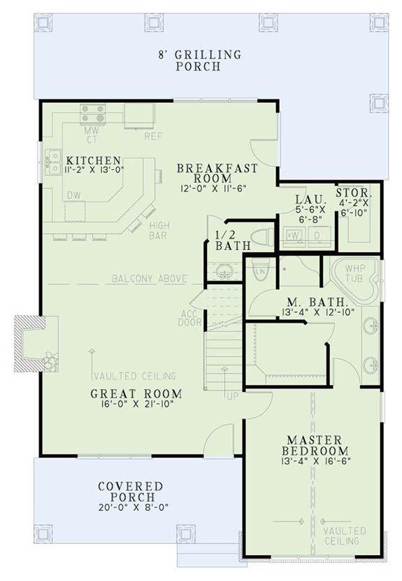 Bella casa de dos pisos tres dormitorios y 174 metros for Bano 2 metros cuadrados