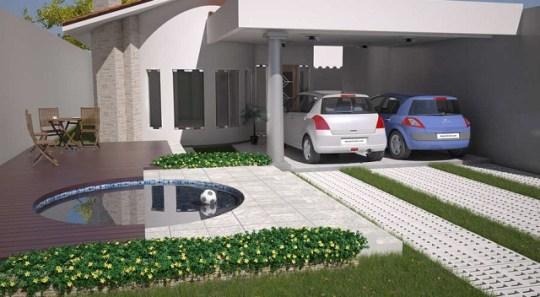 Casa de una planta, tres dormitorios y 111 metros cuadrados