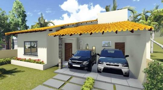 Estupenda casa de dos plantas, tres dormitorios y 137 metros cuadrados