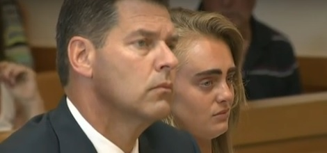 Michelle Carter Sentenced