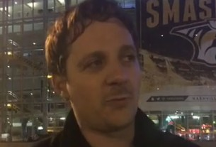 Country Singer Sturgill Simpson Protests Outside CMAs, Mocks CMAs And President Trump