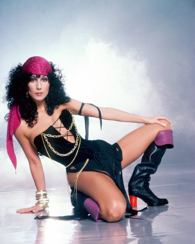 Cher Portrait Session