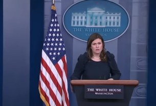 White House Press Briefing 1/22/18