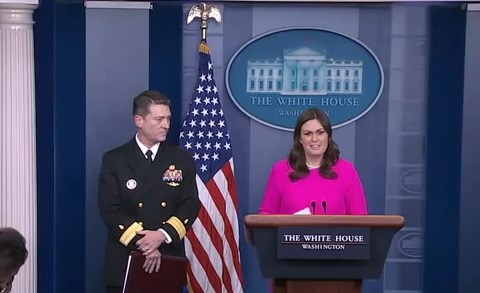 White House Press Briefing 1/16/18