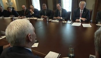 President Trump Hosts a Meeting with Members of Congress on Trade