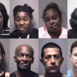 Looters Arrested During Hurricane Florence