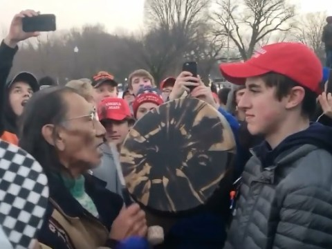 Fact Check: Did MAGA hat wearing teens mock elderly Native American man?