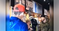 "Vans store employee tells 14-year-old ""f*ck you"" for wearing MAGA hat"