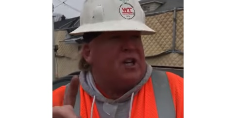 Man impersonates Donald Trump in hilarious video