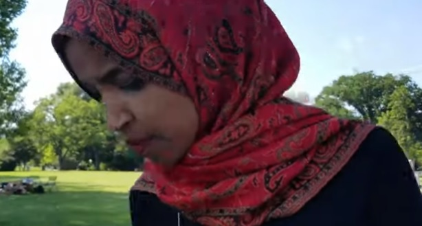 Ilhan Omar refuses to answer questions about marrying her brother