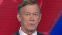 Everything John Hickenlooper Said During the Democratic Debate