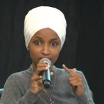 Ilhan Omar goes off on woman after being asked to condemn FGM