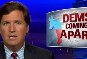Tucker Carlson The Democratic Party is now a religious cult