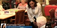 "Senior Citizen to Kamala Harris: ""Leave our Health Care System Alone"""