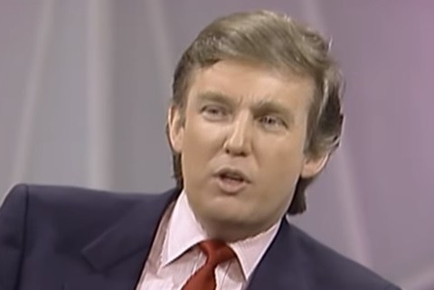 Flashback: Donald Trump On The Oprah Winfrey Show (1988)