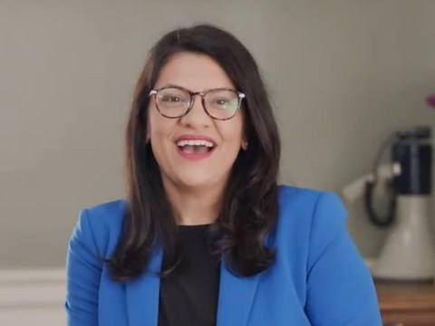 Rashida Tlaib Announces Re-election Campaign