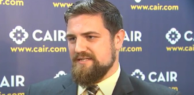 CAIR Director of Government Affairs Robert S. McCaw.