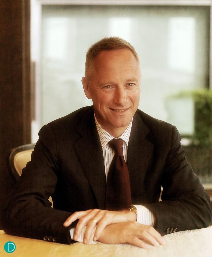 Wilhelm Schmid, CEO A. Lange & Söhne.