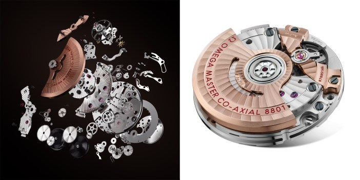 Birth of the Omega Master Chronometer- master co-axial