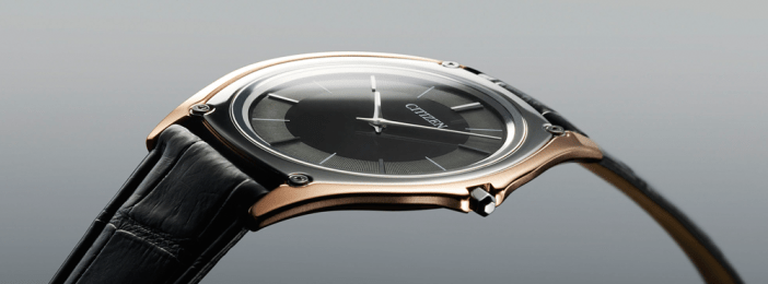 Winning the Milan Design 2016 award, the Citizen Eco-Drive One, is the world's thinnest light-powered watch. It is everything a watch should be—a beautiful, highly wearable object that keeps on running.