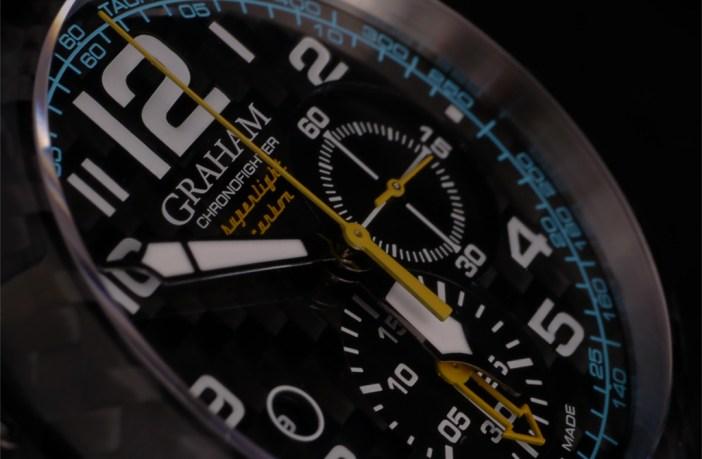 Graham Chronofighter Superlight Carbon