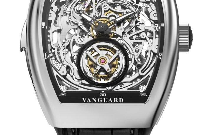 Franck Muller V50 Vanguard Tourbillon Minute Repeater