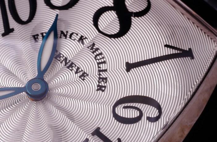 Franck Muller Crazy Hours dial