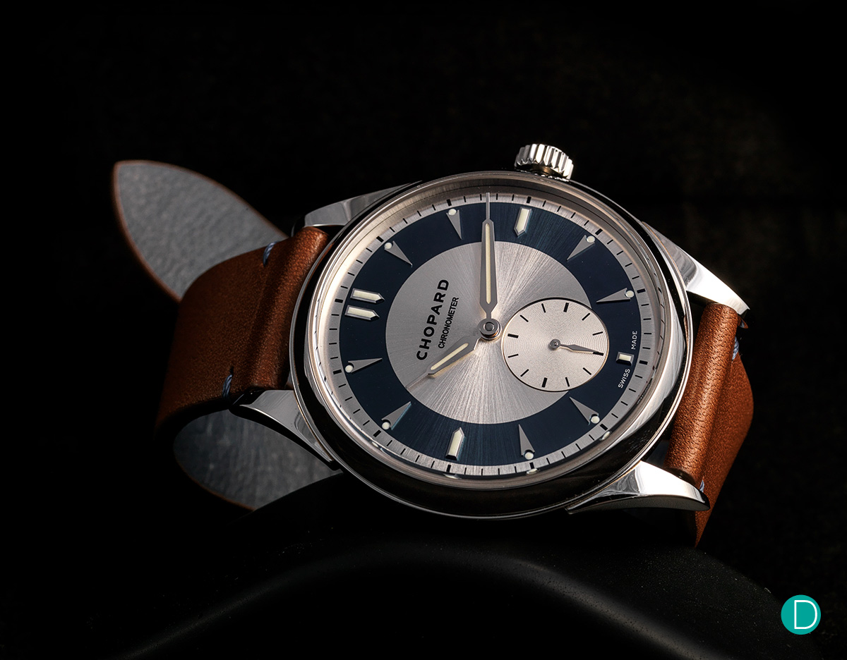 Chopard scores again with the new L.U.C QF Jubilee